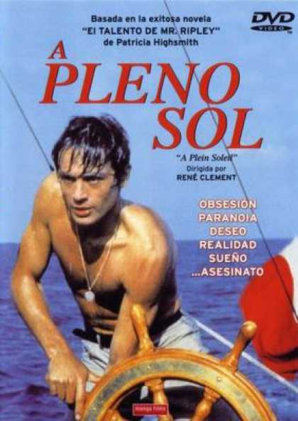 Spanish DVDs - A Pleno Sol