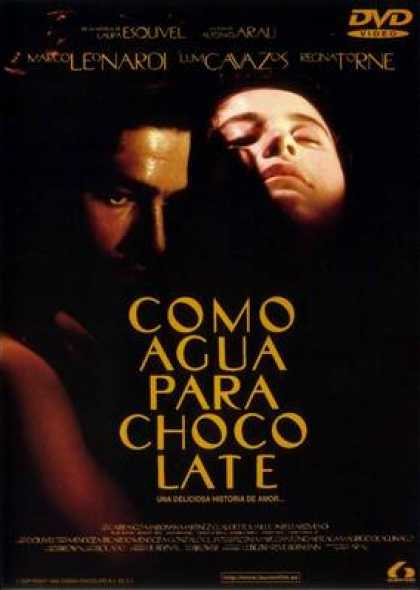 Spanish DVDs - Como Agua Para Chocolate