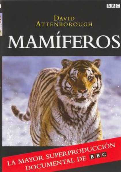 Spanish DVDs - BBC - Mammals Vol 01