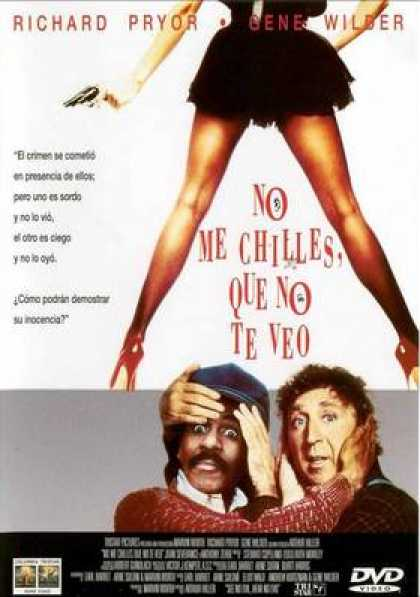 Spanish DVDs - See No Evil, Hear No Evil