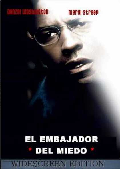Spanish DVDs - The Manchurian Candidate
