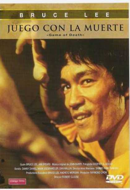 Spanish DVDs - Game Of Death
