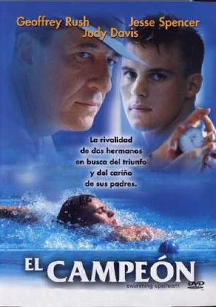 Spanish DVDs - Swimming Upstream