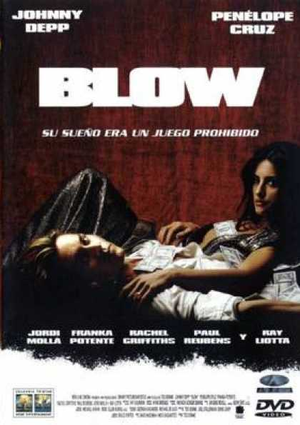 Spanish DVDs - Blow