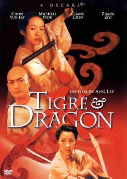 Spanish DVDs - Tiger And Dragon