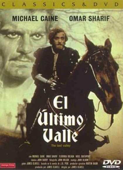 Spanish DVDs - The Last Valley