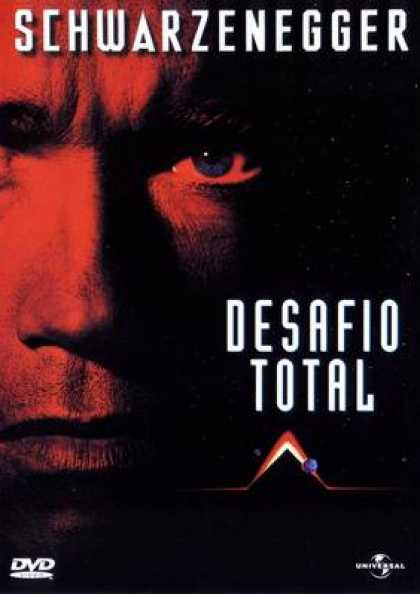 Spanish DVDs - Total Recall