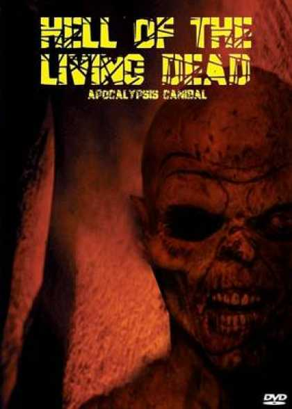 Spanish DVDs - Hell Of The Living Dead