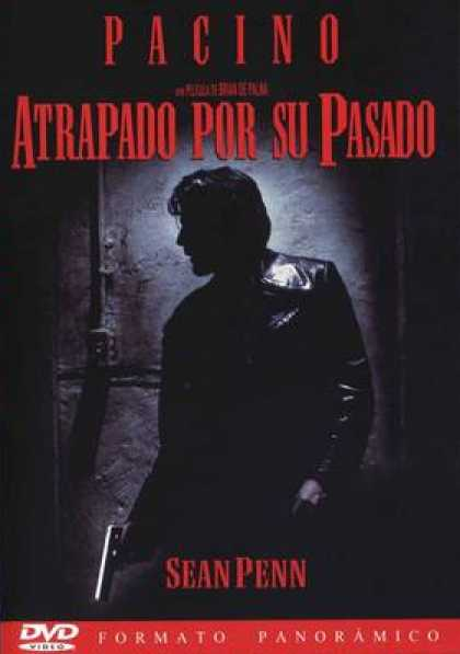 Spanish DVDs - Carlitos Way