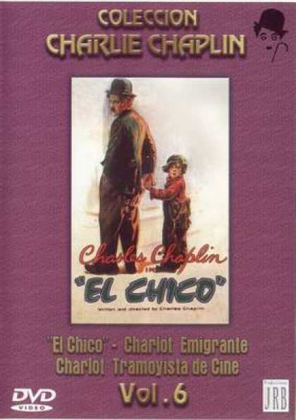 Spanish DVDs - Charles Chaplin Collection Volume 6