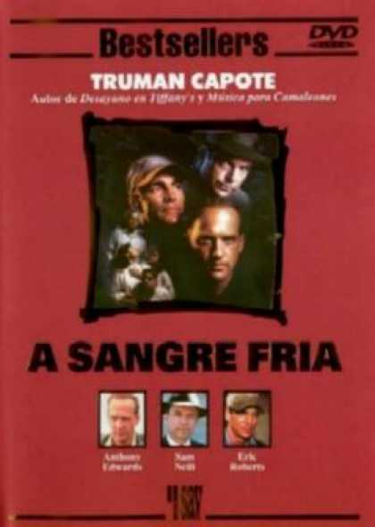 Spanish DVDs - A Sangre Fria