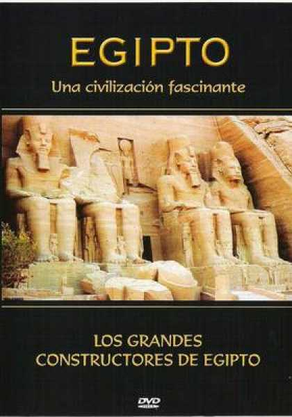 Spanish DVDs - Egypt The Great Civilization Vol 13