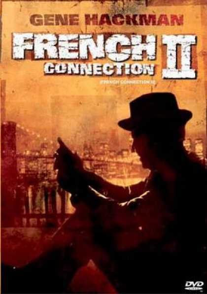 Spanish DVDs - The French Connection 2