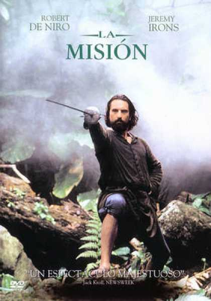 Spanish DVDs - The Mission