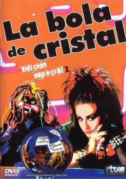 Spanish DVDs - The Crystal Ball Vol 1