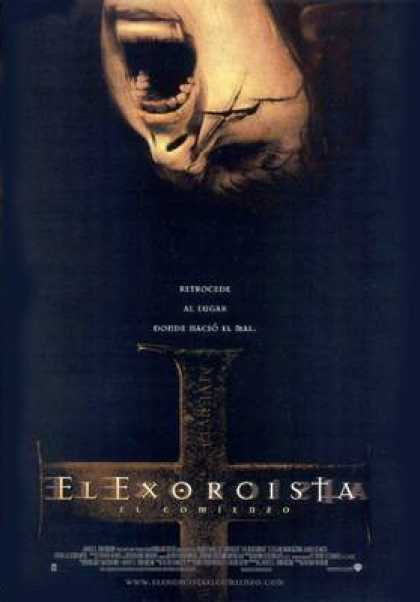 Spanish DVDs - Exorcist: The Beginning