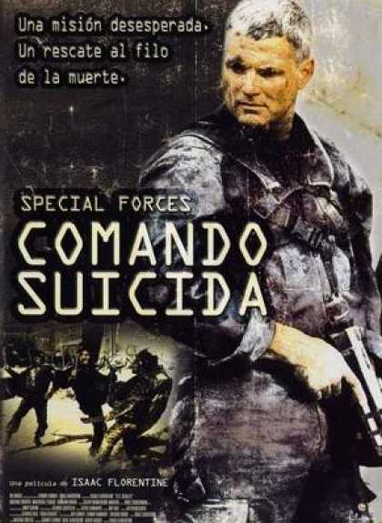 Spanish DVDs - Special Forces