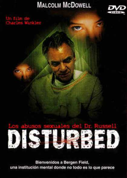 Spanish DVDs - Disturbed