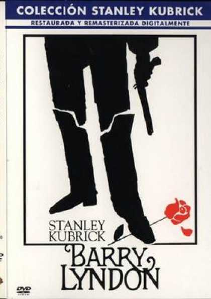 Spanish DVDs - Barry Lyndon