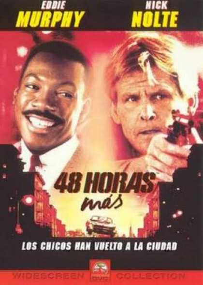 Spanish DVDs - Another 48 Hours