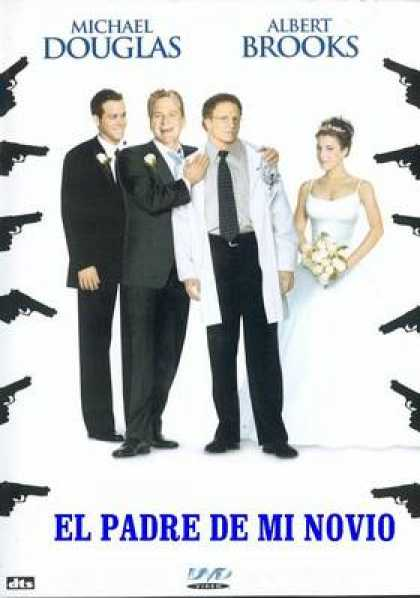 Spanish DVDs - The In Law