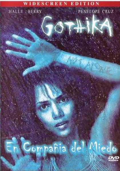 Spanish DVDs - Gothika Widescreen