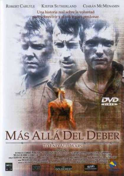 Spanish DVDs - To End All Wars