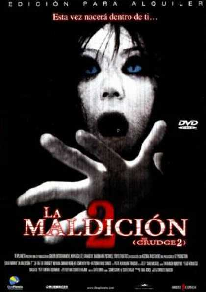 Spanish DVDs - Grudge 2