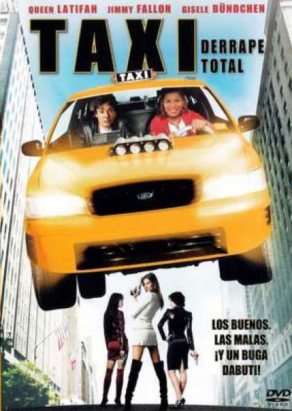 Spanish DVDs - Taxi