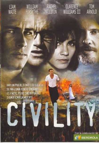 Spanish DVDs - Civility