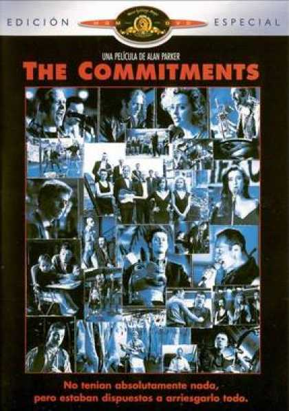 Spanish DVDs - The Commitments