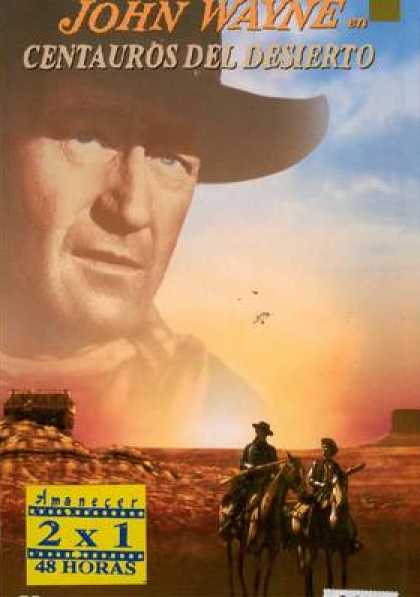 Spanish DVDs - The Searchers