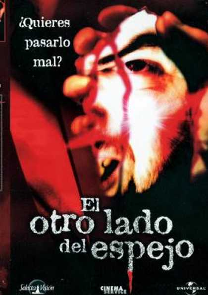 Spanish DVDs - Into The Mirror