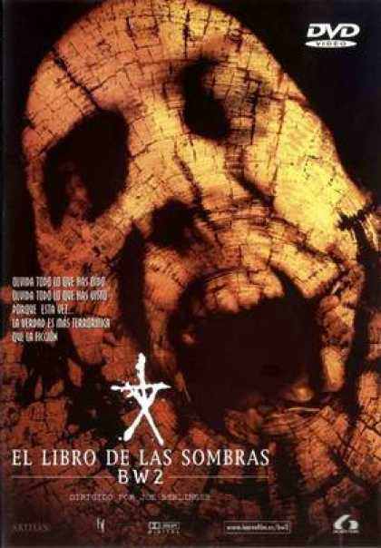 Spanish DVDs - Blair Witch Project 2