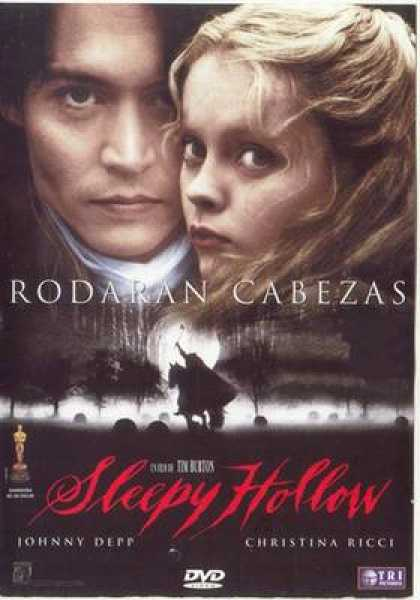 Spanish DVDs - Sleepy Hollow