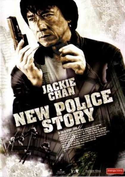 Spanish DVDs - New Police Story