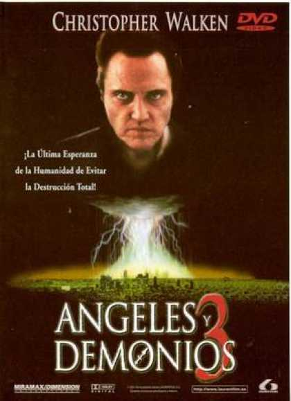 Spanish DVDs - The Prophecy 3