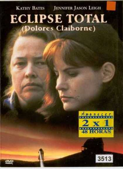 Spanish DVDs - Delores Claiborne