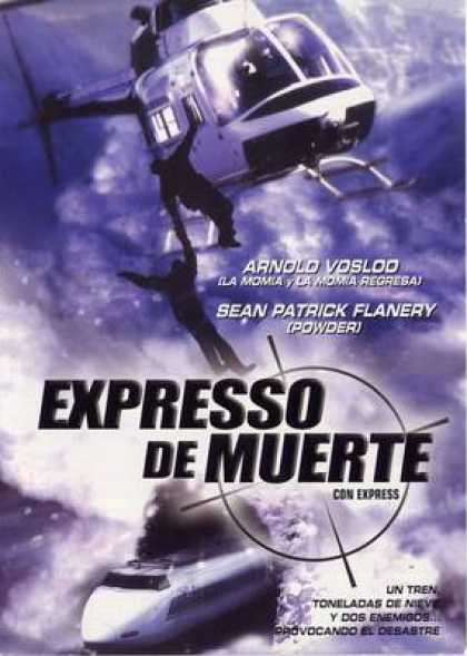 Spanish DVDs - Con Express
