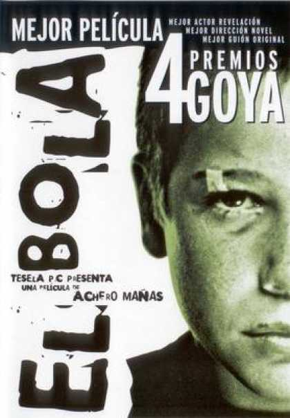 Spanish DVDs - El Bola