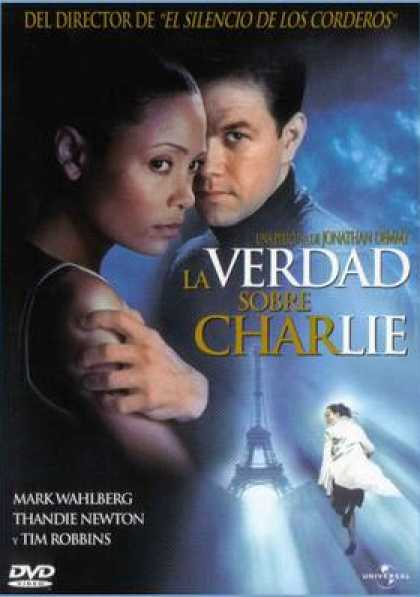 Spanish DVDs - The Truth About Charlie