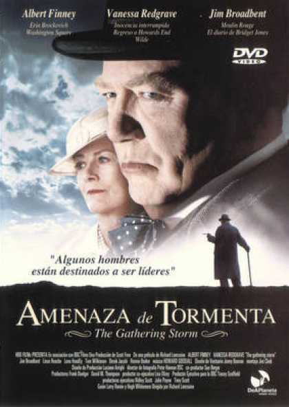Spanish DVDs - The Gathering Storm