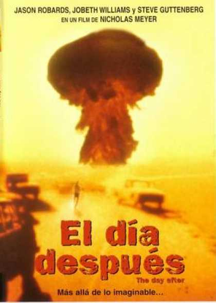 Spanish DVDs - The Day After