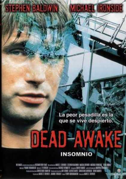 Spanish DVDs - Dead Awake