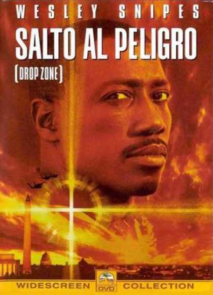 Spanish DVDs - Drop Zone - Salto Al Peligro