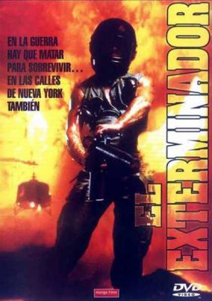 Spanish DVDs - The Exterminator