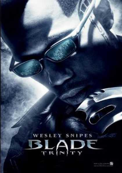 Spanish DVDs - Blade Trinity