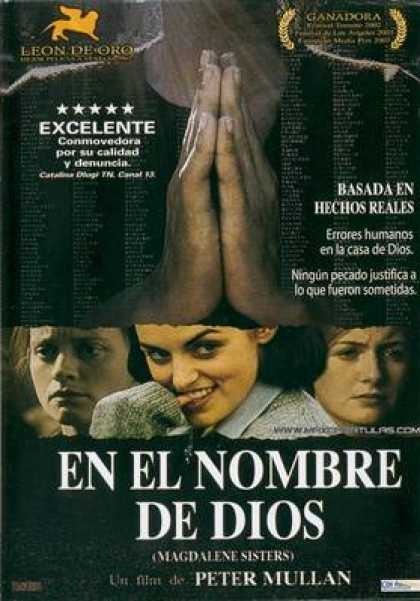 Spanish DVDs - The Magdalene Sisters