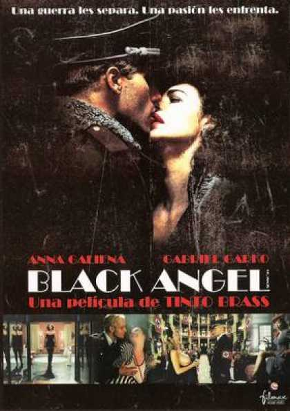 Spanish DVDs - Black Angel