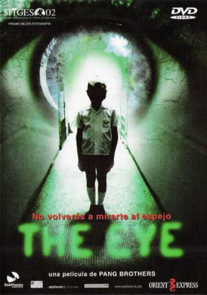 Spanish DVDs - The Eye